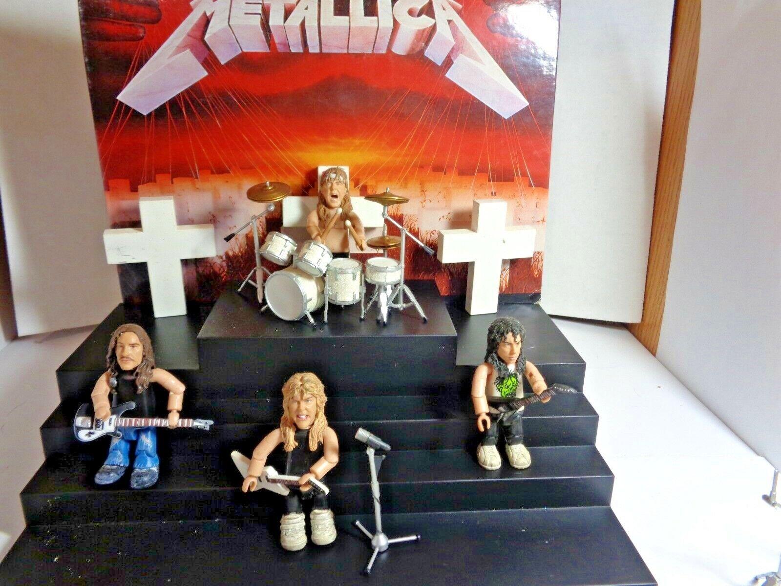 Para tu estilo de juego a los precios más baratos. Smiti Jugarsets Metallica Master Of Puppets por por por Stevenson Entertainment Group  el más barato