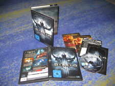 Diablo 3 III Reaper of Souls deutsche Version kein download schöne BOX Sammler