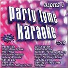 Vol 1 Oldies Party Tyme Karaoke 2001 CD