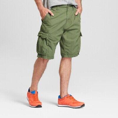 Goodfellow Amp Co Men S Ripstop Cargo 100 Cotton Shorts