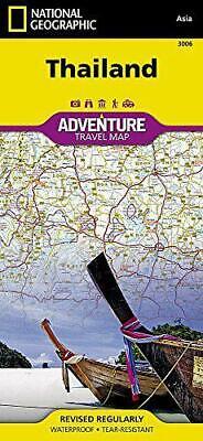 Tailandia Avanzado. De NG (Aventura Mapa (Numerado)) National Geographic Maps ,   eBay