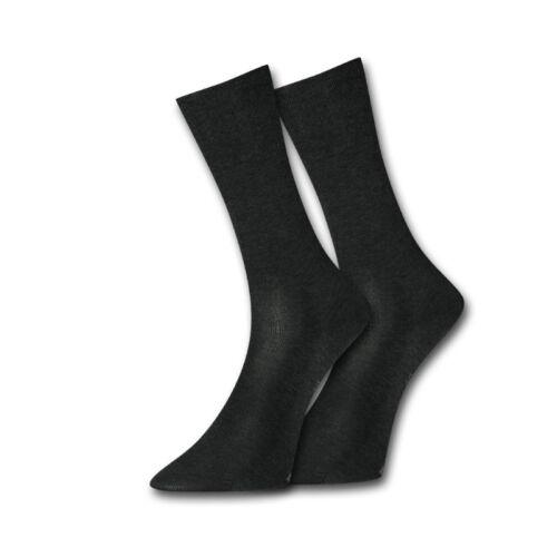3 pares caballero halcón calcetines tiago 41-42 antracita