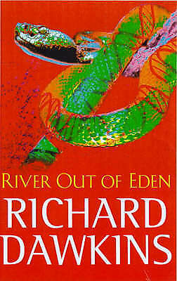 1 of 1 - River Out Of Eden: A Darwinian View of Life (Science Masters),Richard Dawkins,Ve