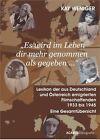 'Es wird im Leben dir mehr genommen als gegeben ...' Lexikon der aus Deutschland und Österreich emigrierten Filmschaffenden 1933 bis 1945 von Kay Weniger (2011, Kunststoffeinband)