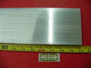 "5//8/"" X 5/"" ALUMINUM 6061 T6511 Solid FLAT BAR 14/"" long .625/"" Plate New Mill Stock"