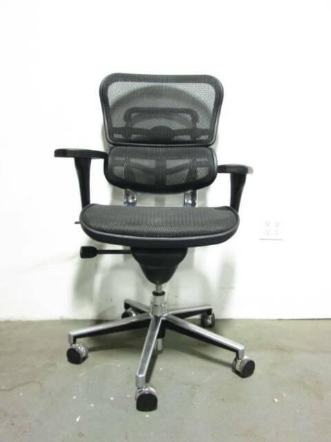 Peachy Ergohuman Mesh Style Office Chair Ibusinesslaw Wood Chair Design Ideas Ibusinesslaworg