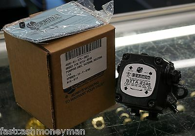 Suntec B2ta 8248 Fuel Oil Burner Furnace Heat Heater Pump Right Hand B2ta8248 Ebay