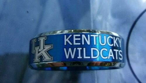 **Free Gift** Kentucky Wildcats Titanium Ring your choice several styles