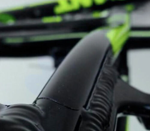 FAHRRAD-SCHUTZ ROLLO PROTECTOR ADHESIVO BICICLETA CYCLES SHIELD 200 MICRAS