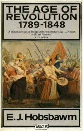 The Age of Revolution: Europe 1789-1848,Christopher Brookmyre