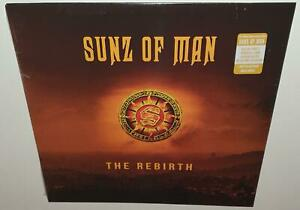 SUNZ-OF-MAN-THE-REBIRTH-2019-BRAND-NEW-SEALED-LIMITED-GOLD-COLOURED-VINYL-LP