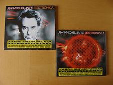 Bundle: Jean Michel Jarre : Electronica 1 & 2 : Both Sealed Incl Pet Shop Boys