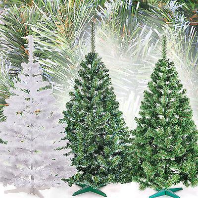 Weihnachtsbaum künstlicher Christbaum Tannenbaum Kunstbaum + Ständer 120-220cm