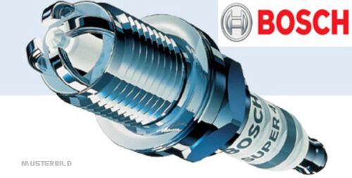+2//Super Plus Bougies D/'allumage 0 242 235 664 4 X Bosch Wr 7 LTC