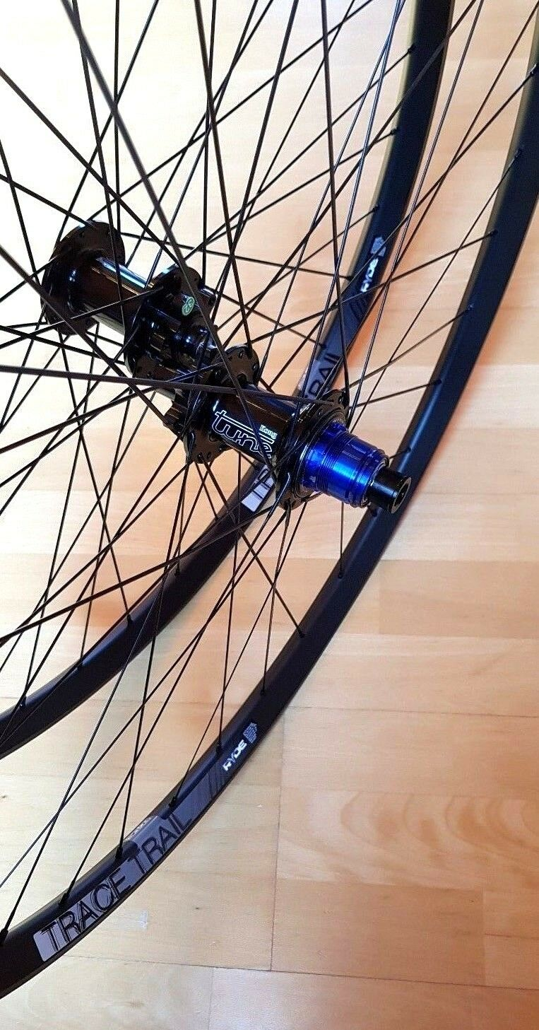 TUNE KING KONG 29  Ryde TRACCIA Trail 25 1560 GRAMMI SRAM Set ruote bicicletta