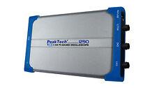 PeakTech 1290 PC Speicheroszilloskop Digital Oscilloscope USB (isoliert) Oszi