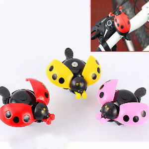 Ride-Sports-Alarm-Horn-Bike-Horn-Siren-Ladybug-Bell-Bicycle-Accessories
