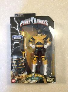 Power Rangers Zeo Legacy Gold Ranger