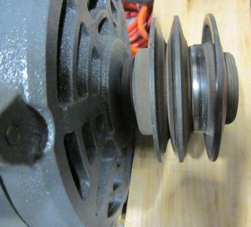 Dayton Industrial Motor 2N982G 2 HP 1.5 kW Used