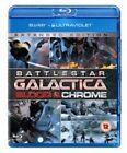 Battlestar Galactica Blood and Chrome Blu-ray UV Copy Ean5050582936575