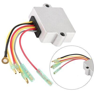 Aluminum Rectifier Voltage Regulator For Mercury Mariner