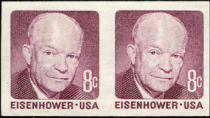 Enthusiastic #1402a Unused Nh Imperf Coil Pair Bm1930 To Win Warm Praise From Customers United States Stamps