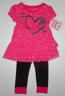 Circo Girls  2 PCS Outfit Dog Purple  LaceTutu Sizes 18M Or  2Tor 3T NWT NEW