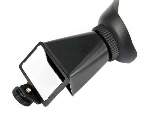 "5n 2.8 x 3 /""Lcd Visor Extensor Lupa V4 para Sony Nex-3 Nex-5 Nex-5c"