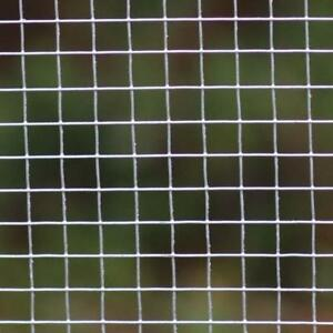 Galvanised Chicken Wire Mesh Cage Aviary Fencing 4m X 0