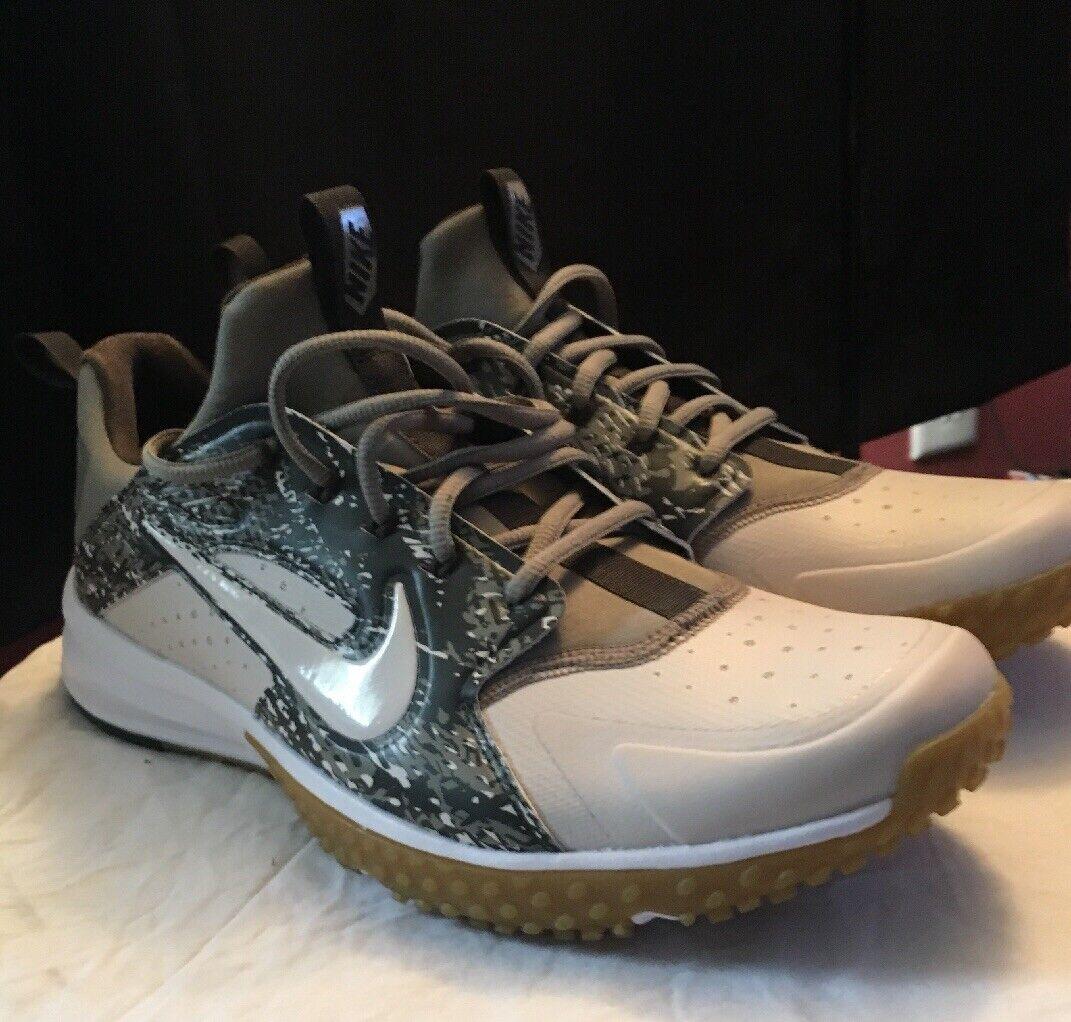 Nike Air Huarache Turf Desert Camo M Size 10.5