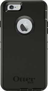 OTTERBOX 7754912 Defender Series Case for iPhone 6/6s - Black