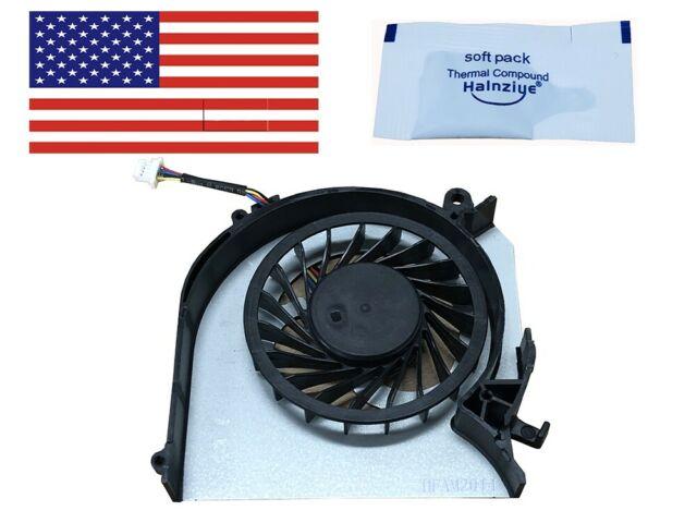 New CPU Cooling Fan For HP Pavilion DV6-7000 DV7-7000 Laptop DFS481305MC0T FBAV