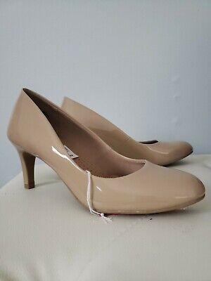 Dexflex Comfort 171646 Karma Nude Women/'s Heels Shoes Size 6 NWB