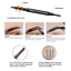 LOOKFAB-Eye-Brow-Definer-amp-Brush-Pencil-Duo-Double-Ended-Eyebrow-Definer-Brow thumbnail 3