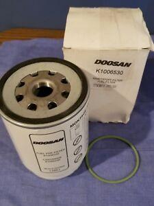 Doosan Daewoo Loader Fuel Filter K1006530   eBayeBay