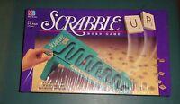 1996 Milton Bradley scrabble Up Letter Tile Word Game - Sealed
