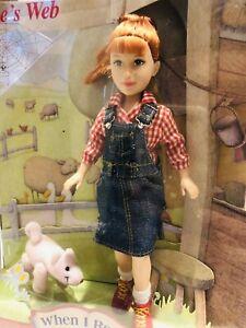 Fern from Charlotte's Web When I Read, I Dream Series Mattel 2001