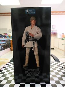 Sideshow-Collectibles-Hot-Toys-Star-Wars-Luke-Skywalker-1-6-Box-with-Head