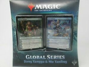 MTG-Global-Series-JIANG-YANGGU-amp-MU-YANLING-English-Sealed-Magic-the-Gathering