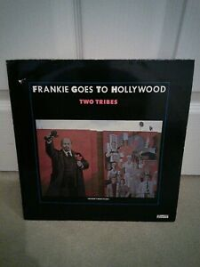 Frankie-Goes-To-Hollywood-Two-Tribes-Vinyl-12-034-Single-UK-12-ZTAS-3-1984