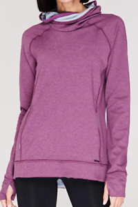SUGOI Coast Jumper Ladies Purple Cycling ActiveWear GymWear Size UK 10 S *REF142