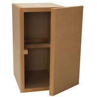 Knock-down Mdf 0.56 Ftâ³ Bookshelf Cabinet on sale