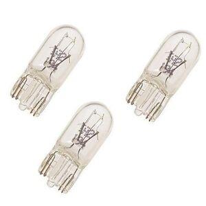 3 X Bmw Oem Dashboard Instruments Cluster Bulb 12v 3w