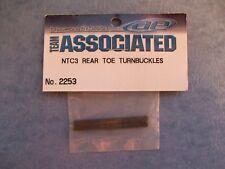 "ASSOCIATED 6260 TURNBUCKLES 1/"" ASC6260 NIP"