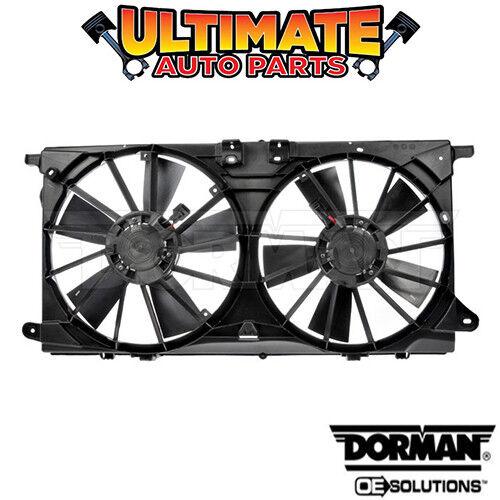 Dual Fan Radiator Cooling Fan for 15-18 Ford F-150 5.0L, V8