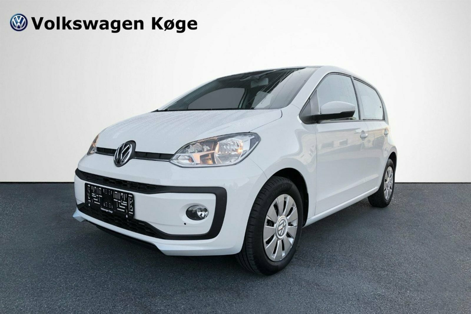 VW Up! 1,0 MPi 60 Move Up! BMT 5d - 109.900 kr.
