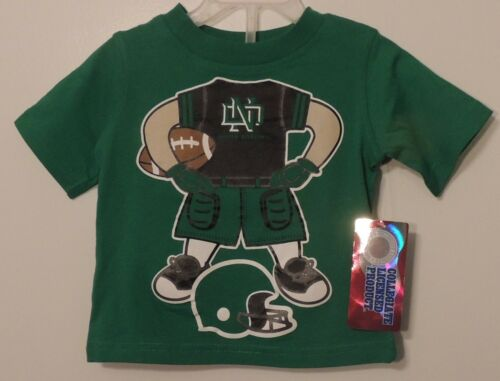 Brand New w Tags Boys 12 months UNIVERSITY OF NORTH DAKOTA Tee shirt
