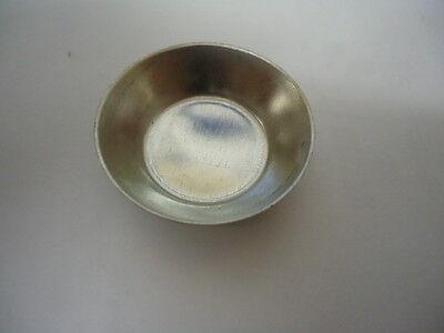 Set Di 5 Mini Cerchio Tondo Color Cioccolato Glassa Sugarcraft Torta Stampo Tin 40mm#29l17- L'Ultima Moda