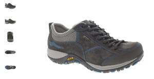 Dansko-Paisley-Grey-Blue-Suede-Shoe-Sneaker-Women-039-s-EU-sizes-36-43-NEW