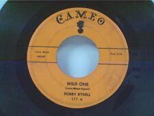 """BOBBY RYDELL """"WILD ONE / LITTLE BITTY GIRL"""" 45"""